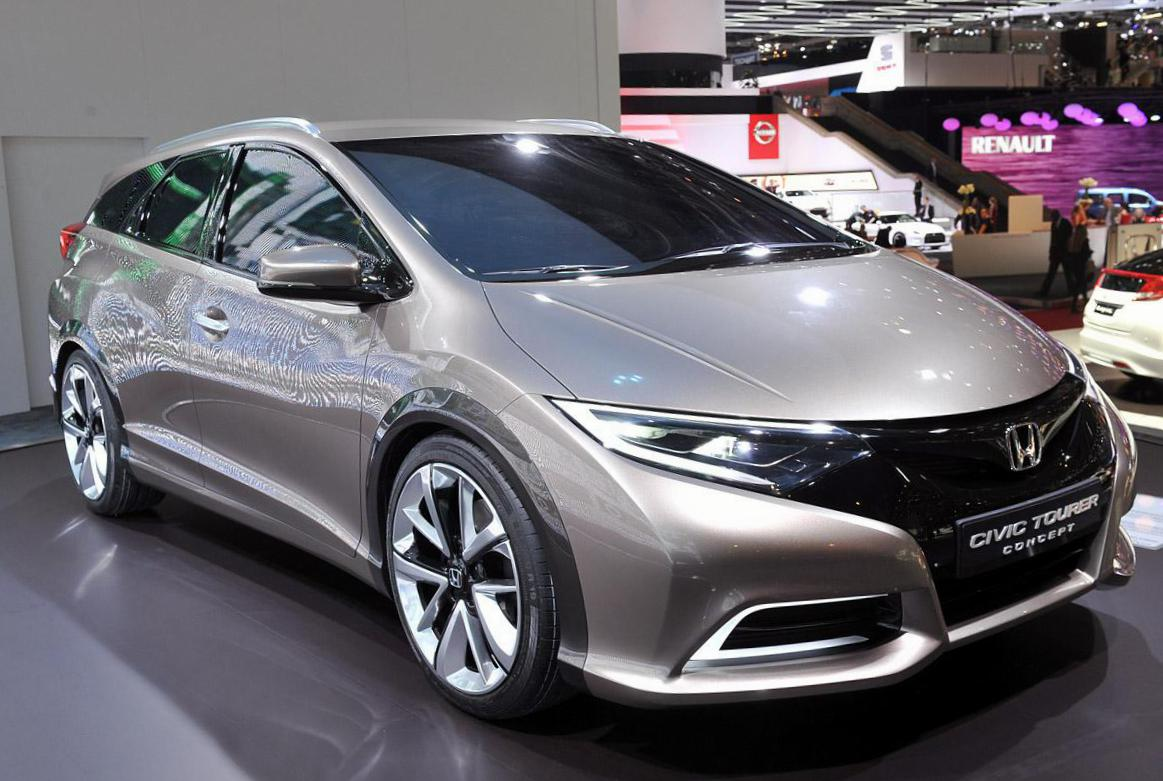 Civic Tourer Honda specs sedan