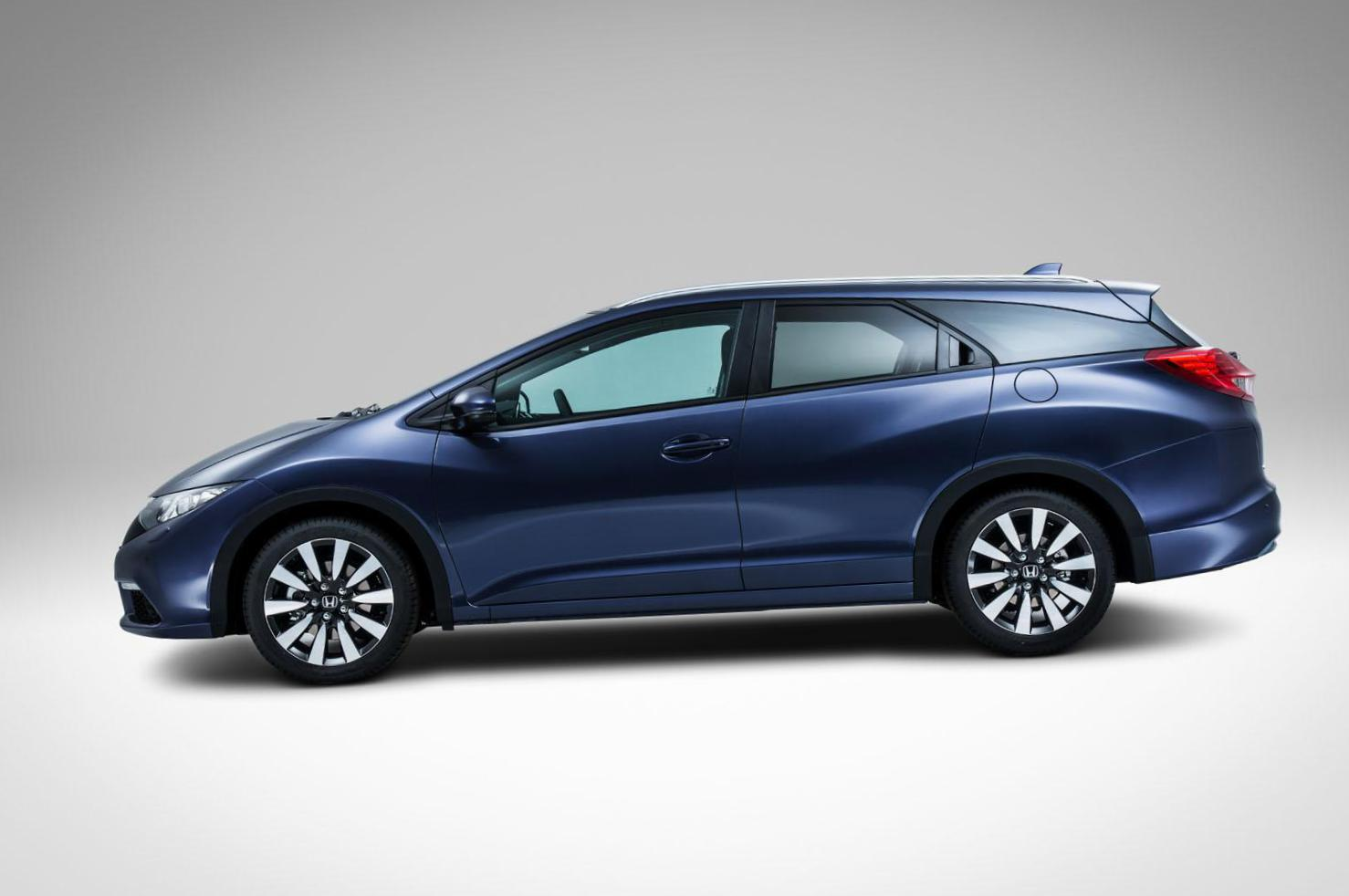 Honda Civic Tourer configuration 2012