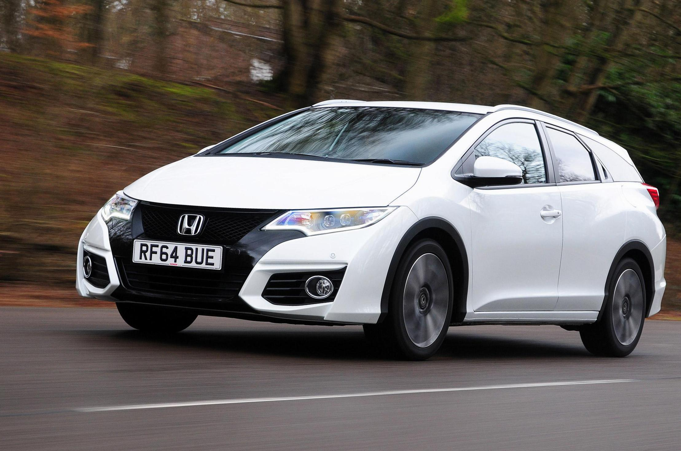 Honda Civic Tourer prices 2015
