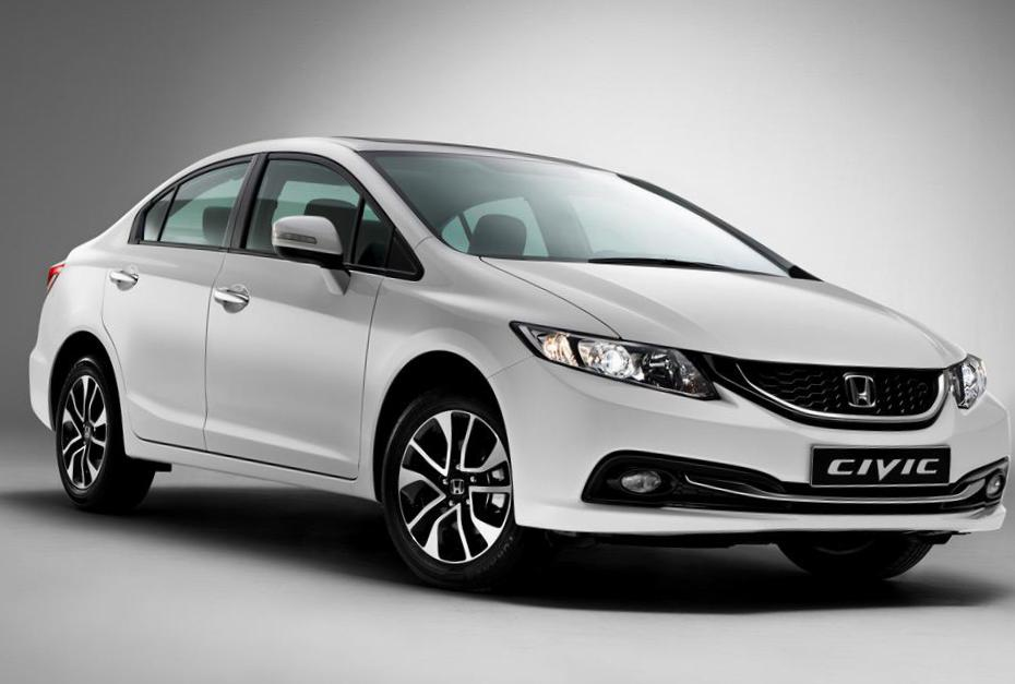 Civic 4D Honda sale 2013