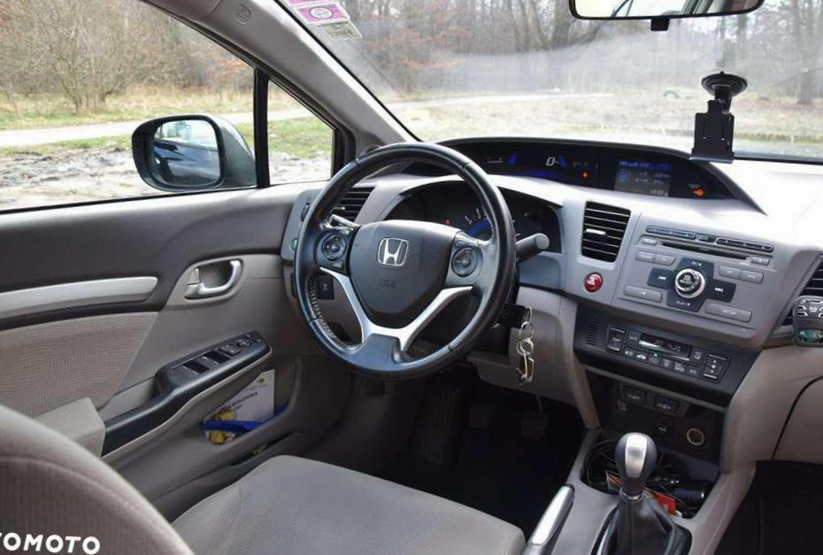 Honda Civic 4D auto 2011
