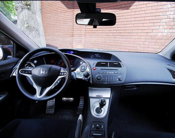Civic 5D R-series Honda sale suv
