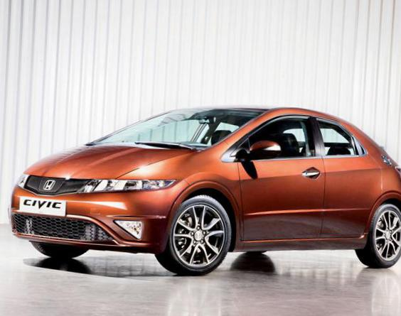 Honda Civic 5D R-series approved 2006