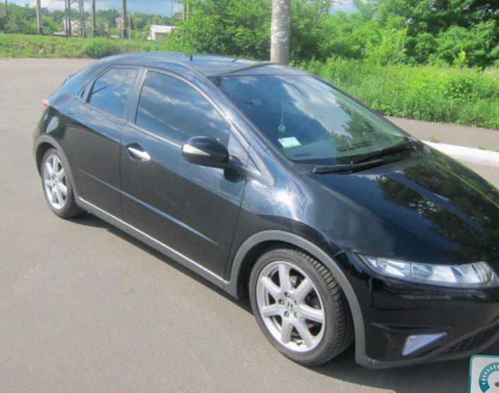 Honda Civic 5D sale 2015
