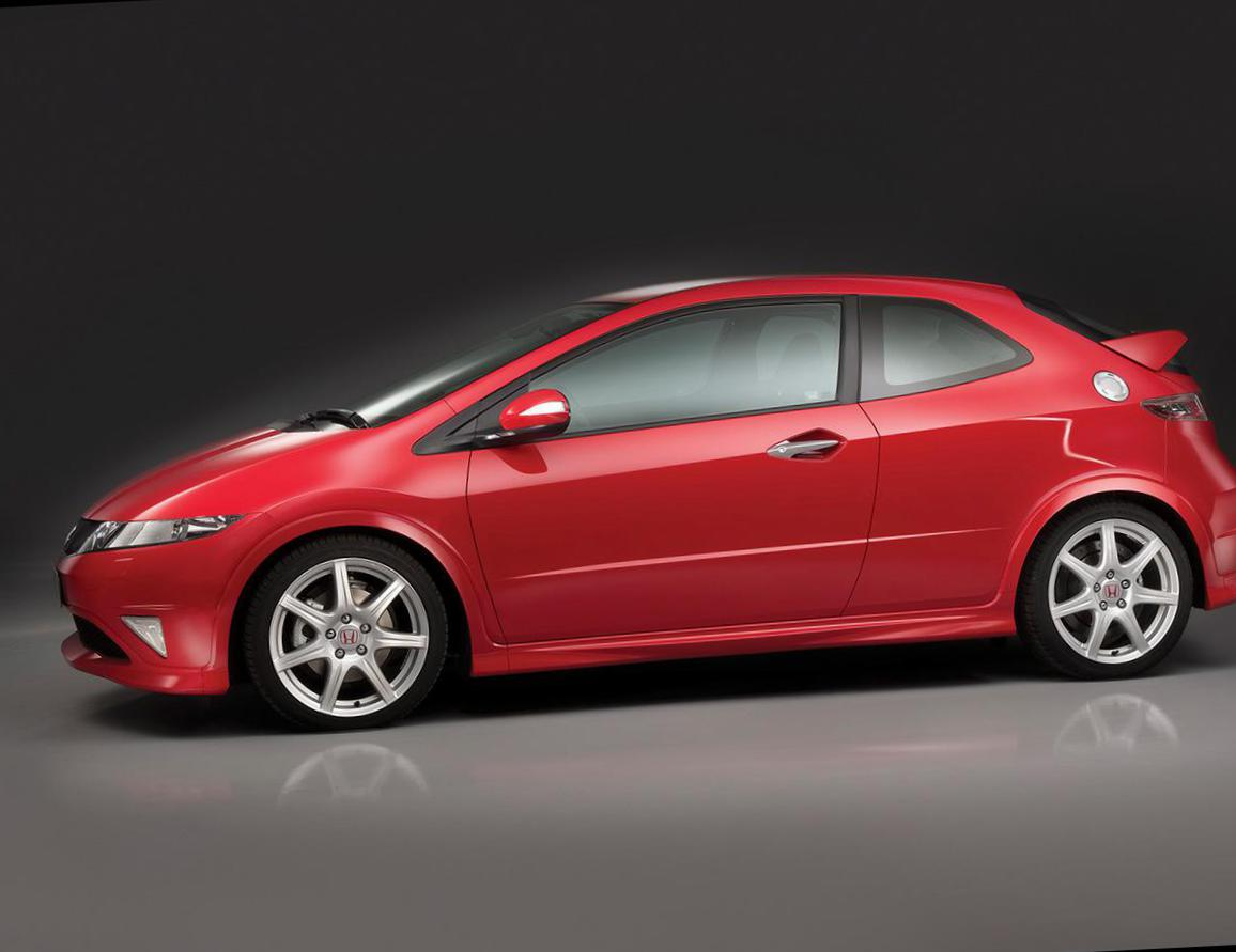 Civic Type S Honda used 2008