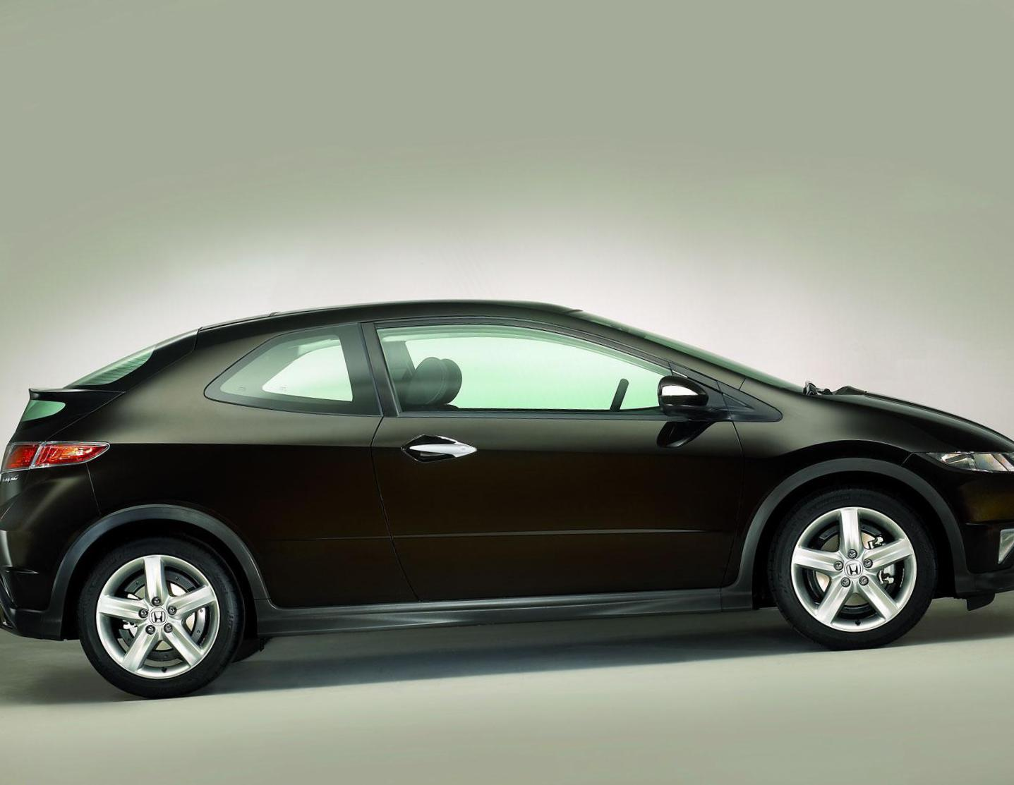 Honda Civic Type S parts sedan