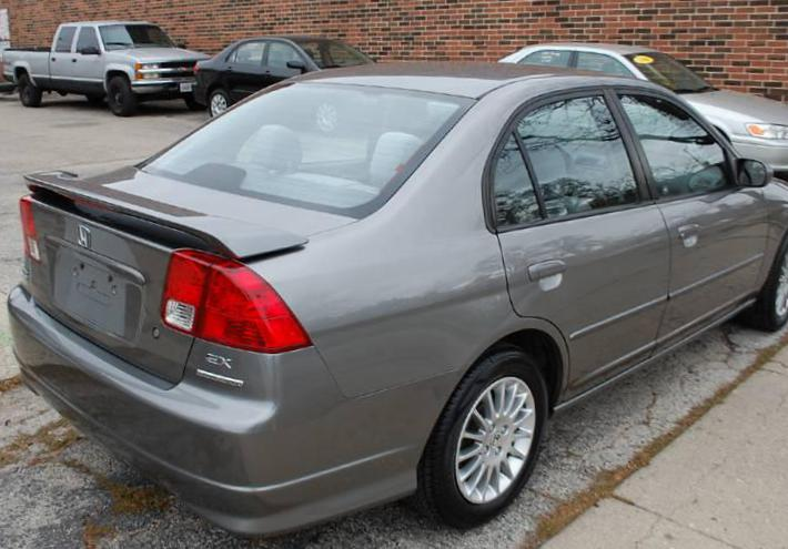 Civic 4D Honda used sedan