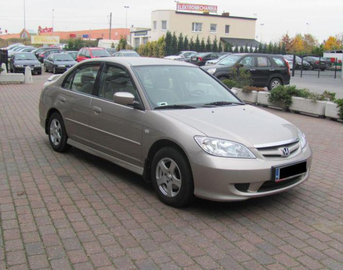 Honda Civic 4D for sale 2011