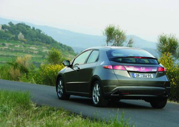 Honda Civic 5D Specification 2008