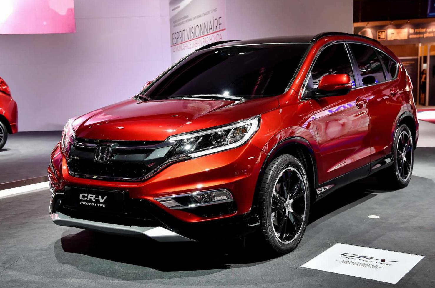 Honda CR-V Specifications 2010
