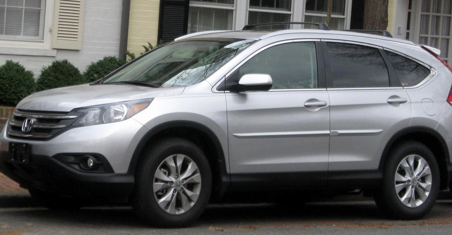 Honda CR-V used sedan