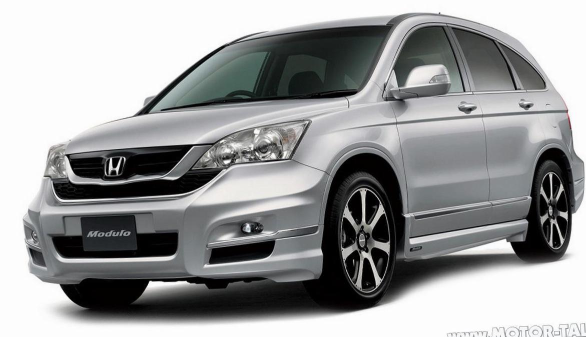 Honda CR-V configuration 2007