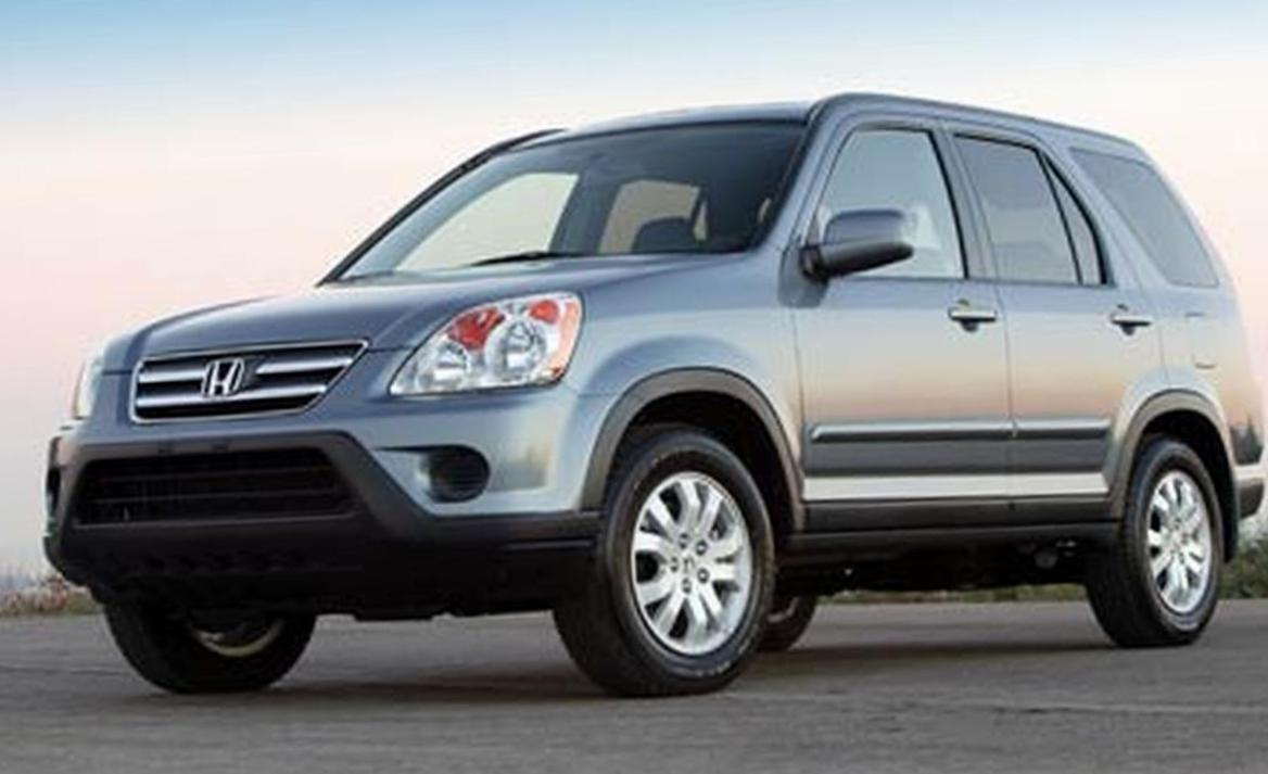 CR-V Honda prices 2014