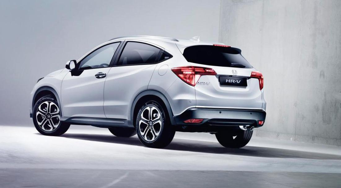 HR-V Honda lease 2010