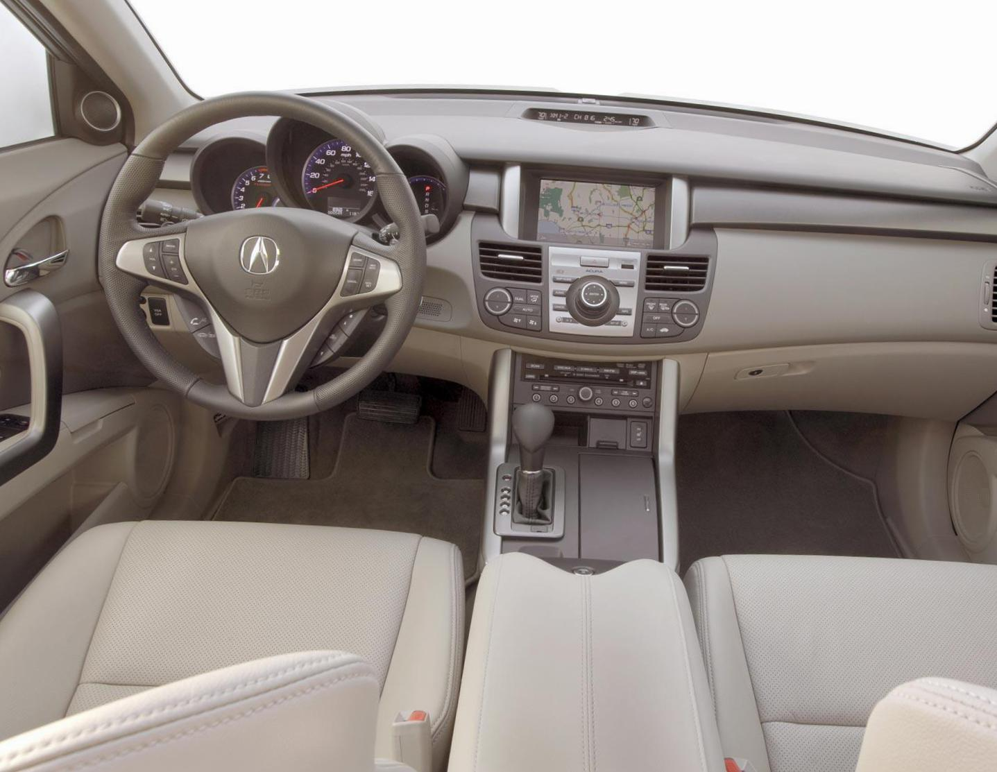 Acura RDX Specifications suv