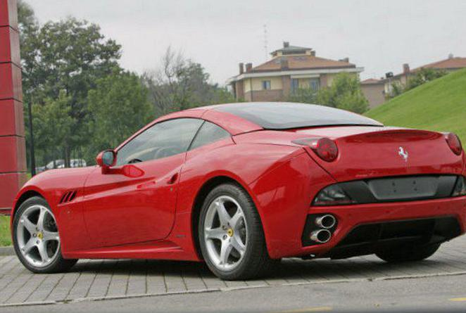 Ferrari California models 2009