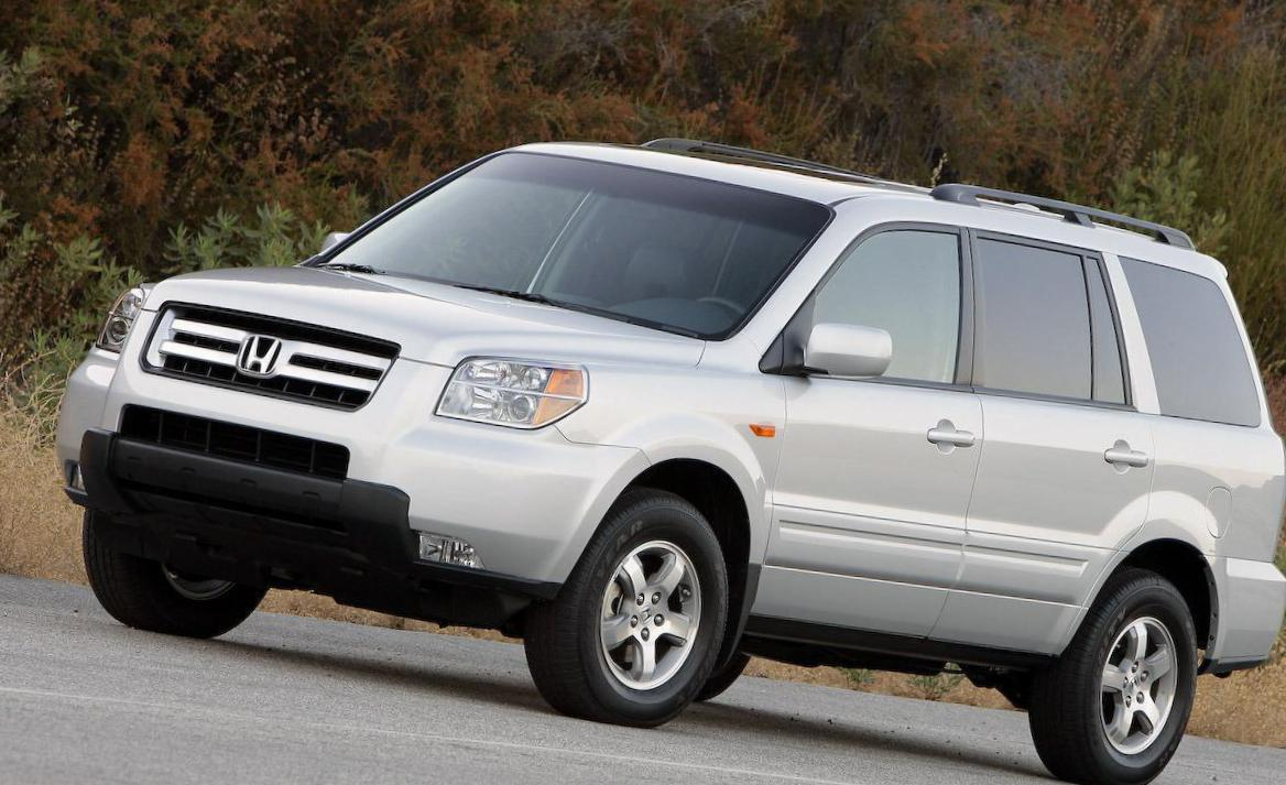 Honda Pilot reviews 2013