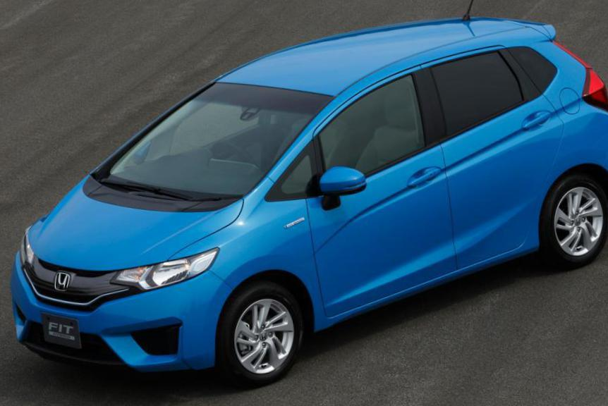 Honda Jazz spec 2015