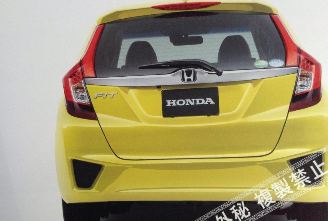 Jazz Honda Specifications 2013