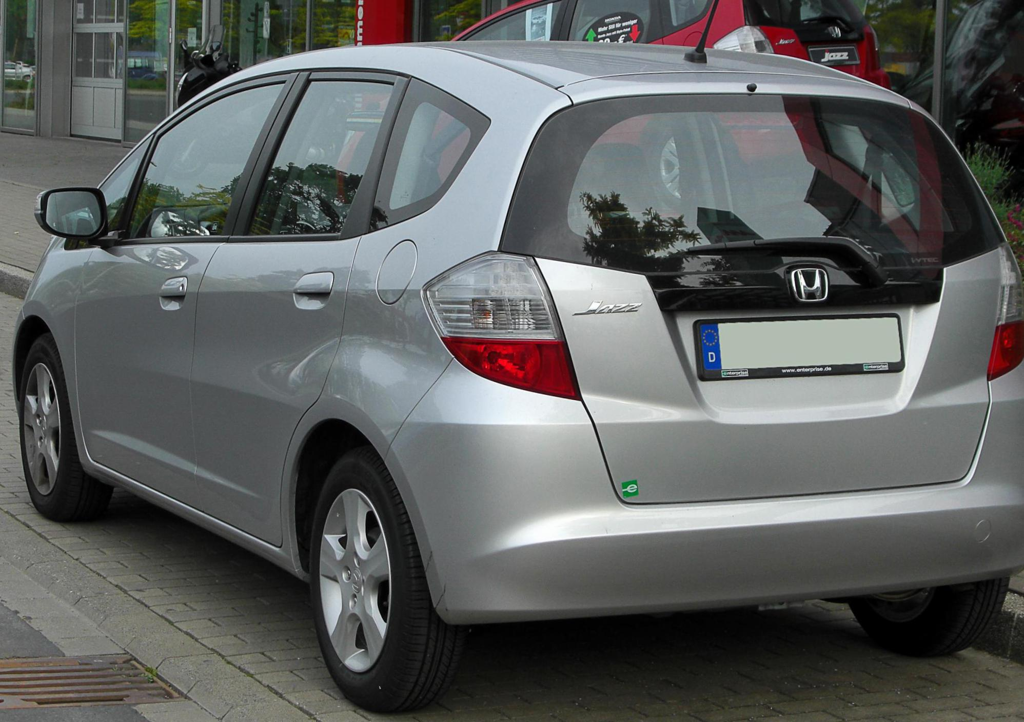 Honda Jazz approved sedan