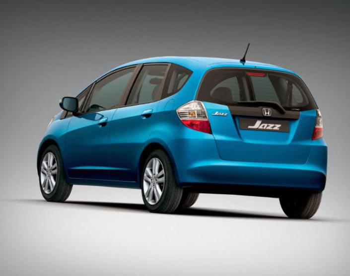 Honda Jazz Specifications 2006