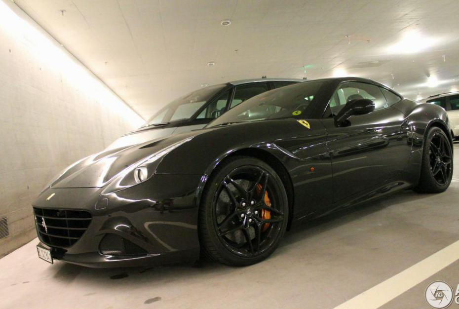 Ferrari California T spec coupe