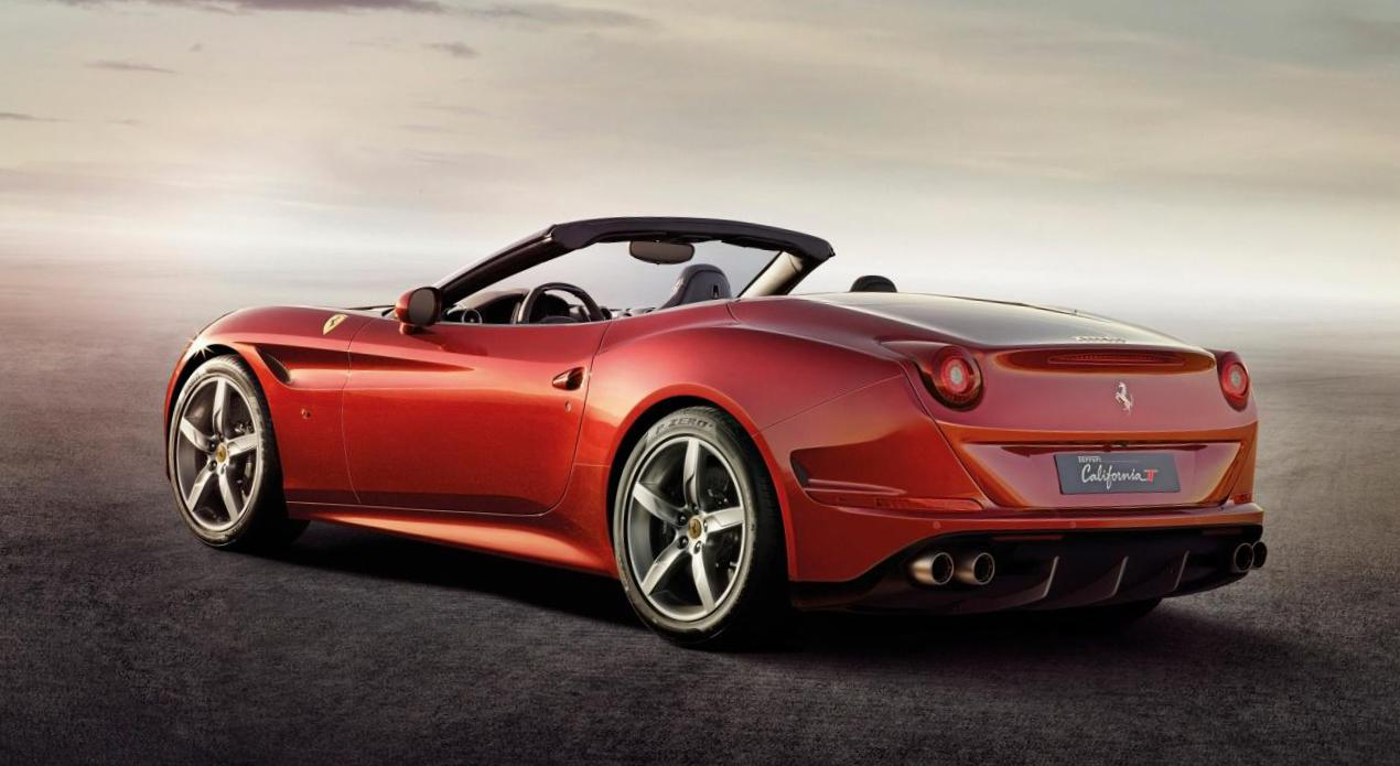Ferrari California T usa 2011