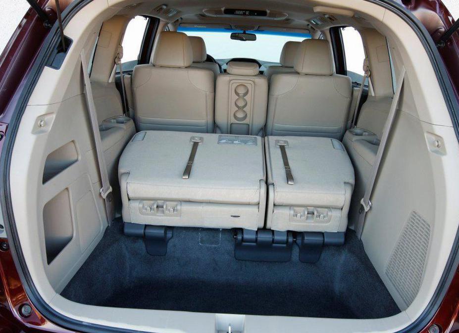 Honda Odyssey Models 2008