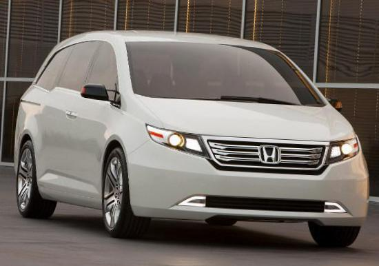 Honda Odyssey review hatchback