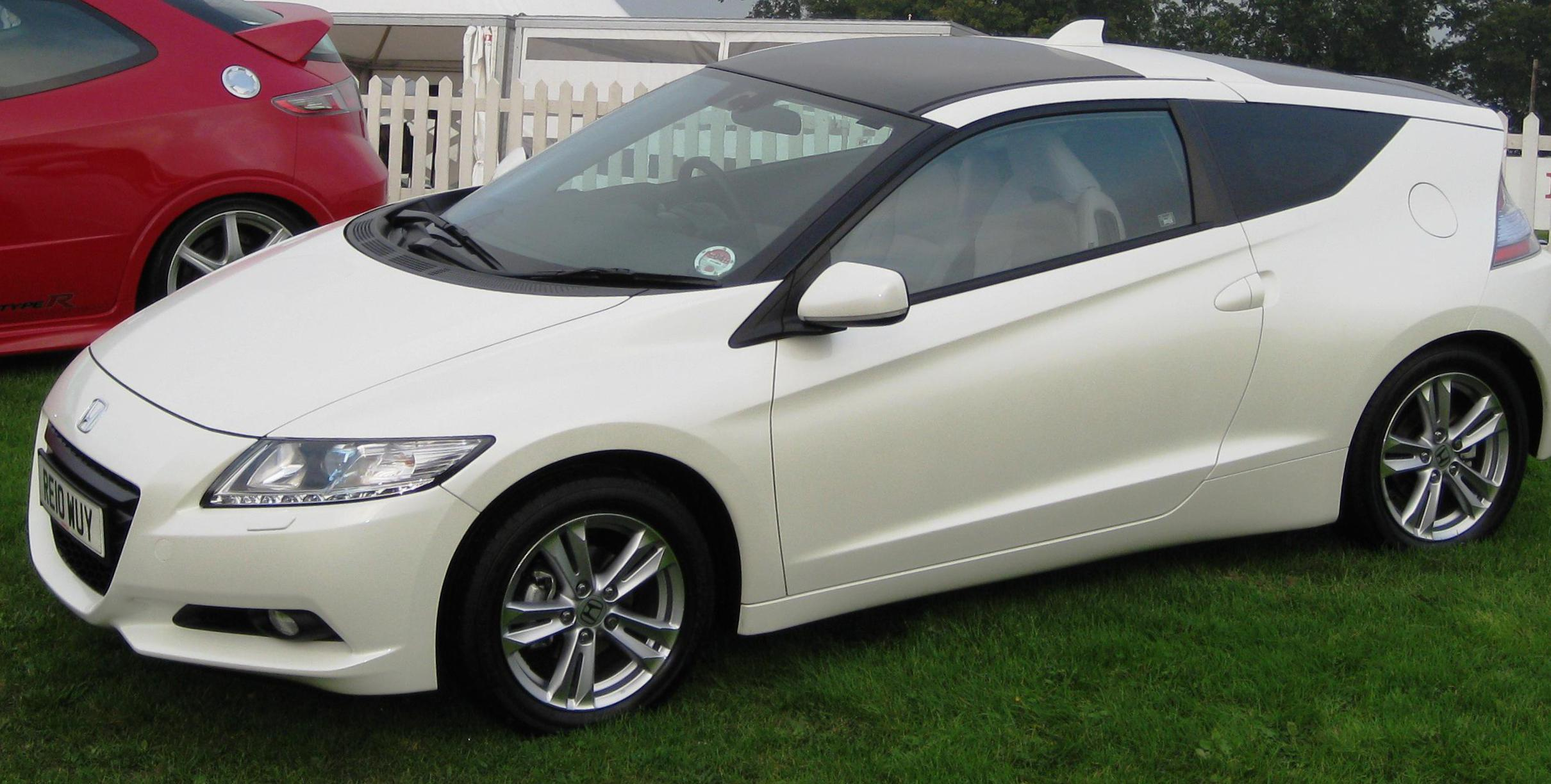 Honda CR-Z how mach 2010