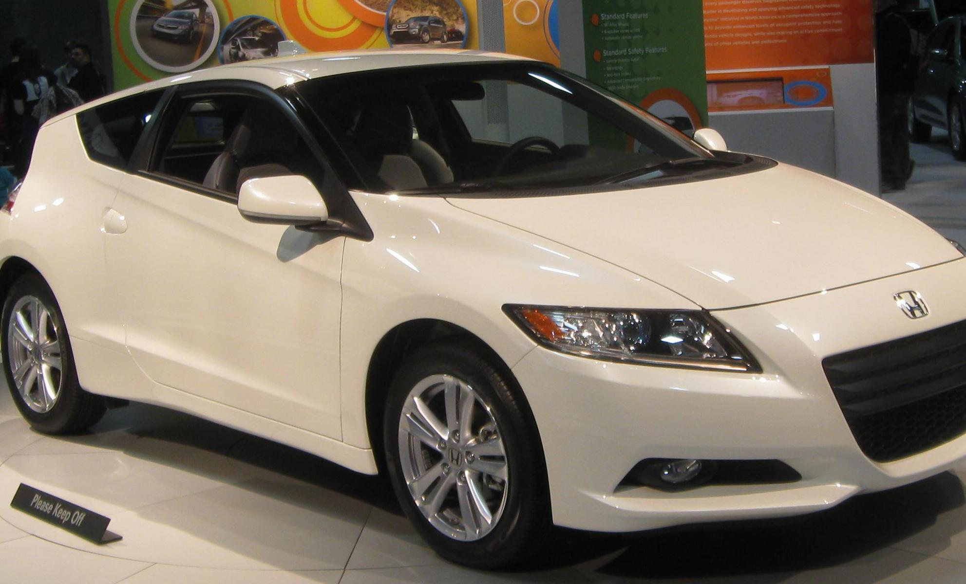 Honda CR-Z spec 2015