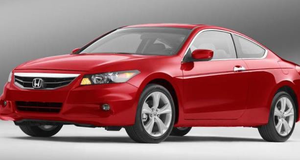 Accord Coupe Honda approved 2010