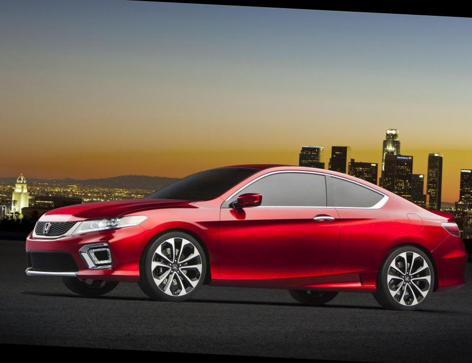 Accord Coupe Honda cost 2015