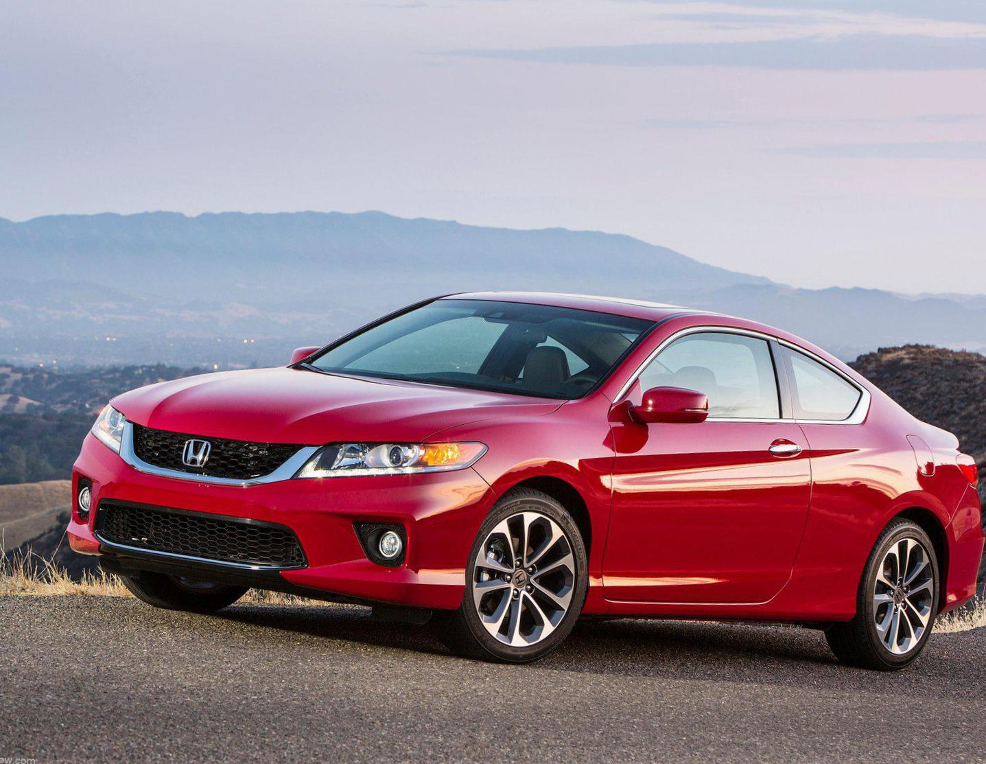 Accord Coupe Honda new sedan