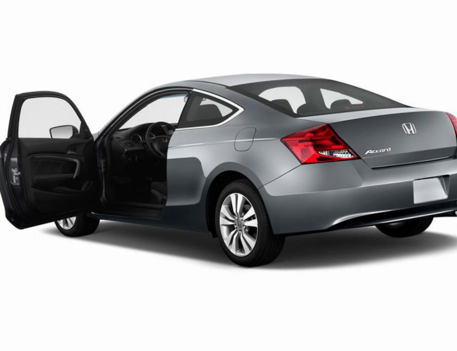 Accord Coupe Honda used 2010