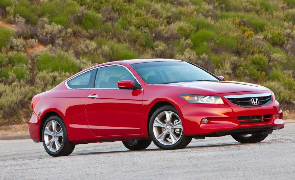 Honda Accord Coupe Specification 2008