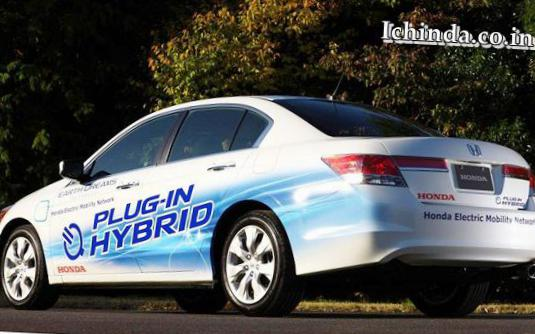 Accord Plug-In Hybrid Honda spec 2013