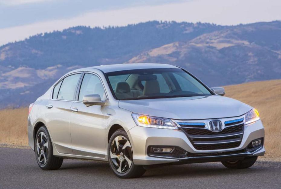 Honda Accord Plug-In Hybrid how mach 2015