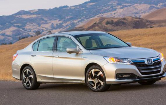 Honda Accord Plug-In Hybrid tuning wagon