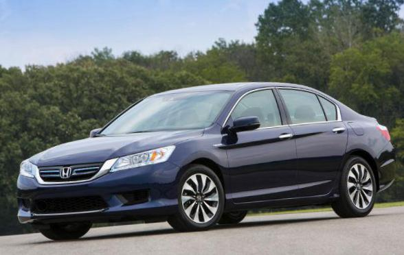 Accord Hybrid Honda approved 2011