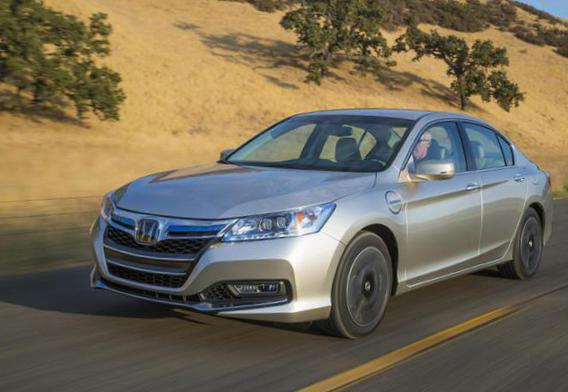 Accord Hybrid Honda Specification 2015