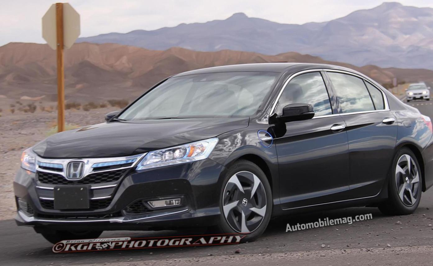 Honda Accord Hybrid lease wagon