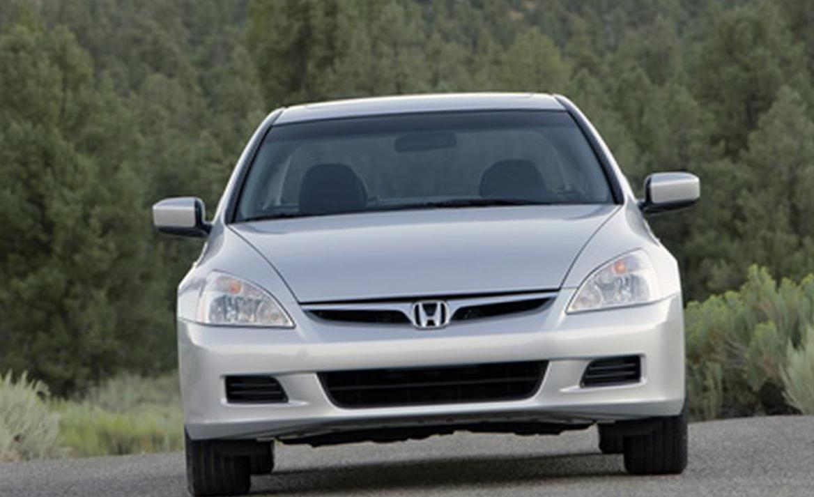 Honda Accord Sedan Characteristics wagon