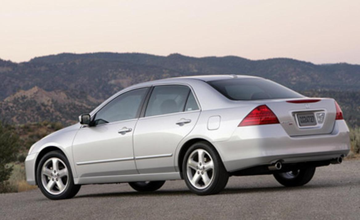 Honda Accord Sedan tuning 2011