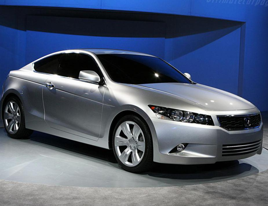 Accord Coupe Honda auto 2008