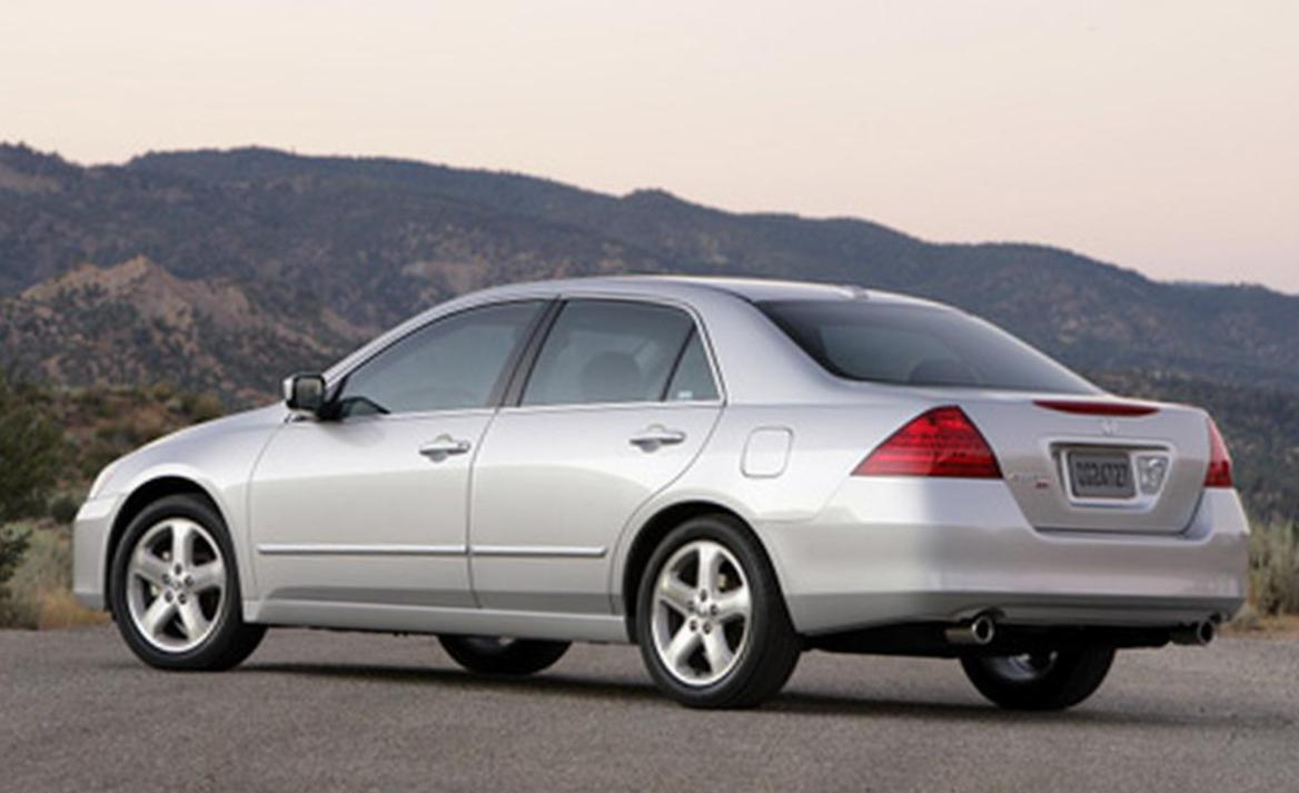 Accord Coupe Honda reviews 2008