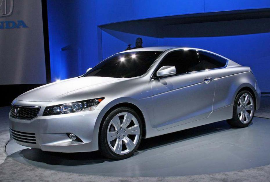 Honda Accord Coupe Specifications sedan