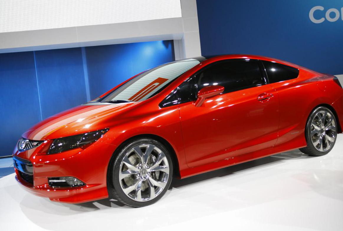 Civic Coupe Honda approved sedan
