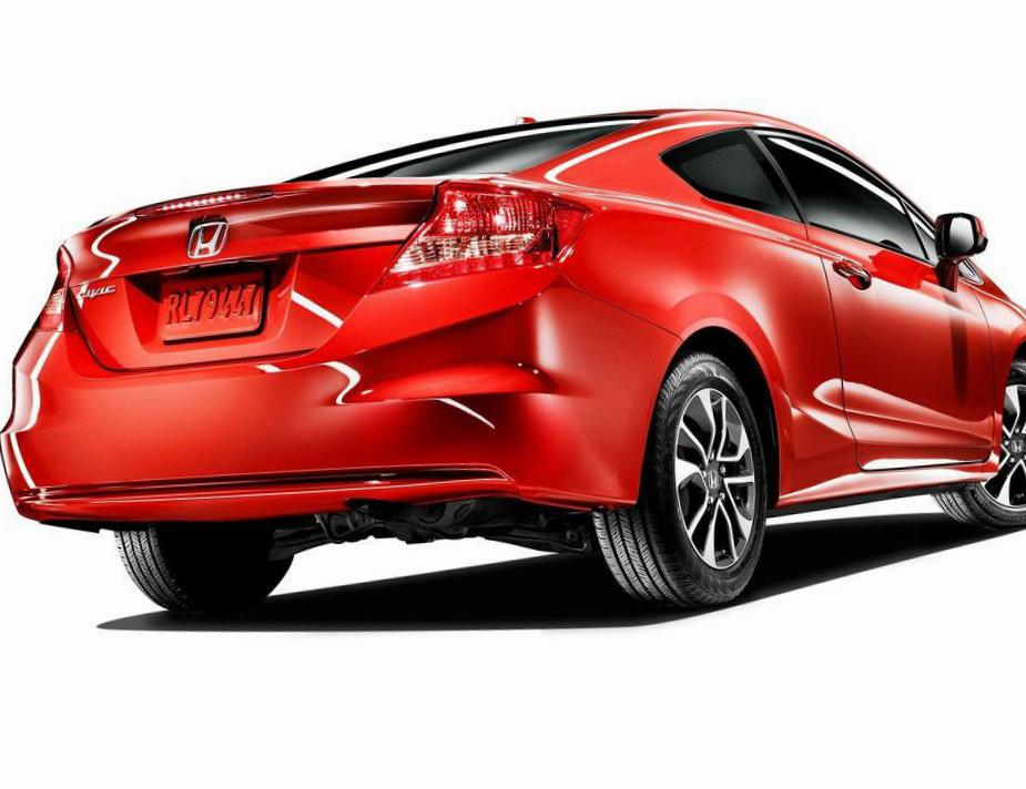 Civic Coupe Honda prices 2011