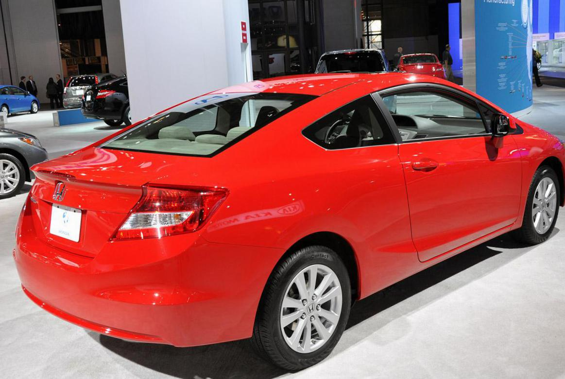 Honda Civic Coupe auto hatchback